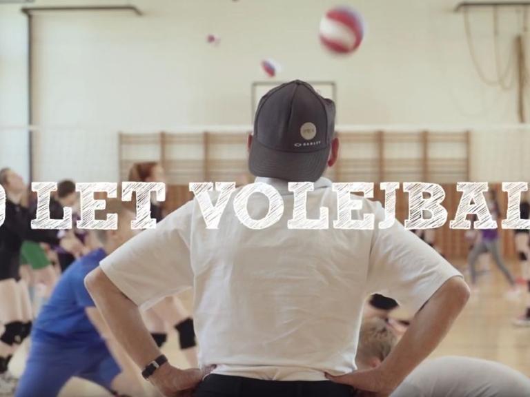 70 let volejbalu
